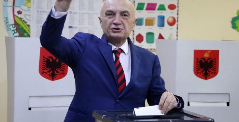 Ills Meta - Albanian President