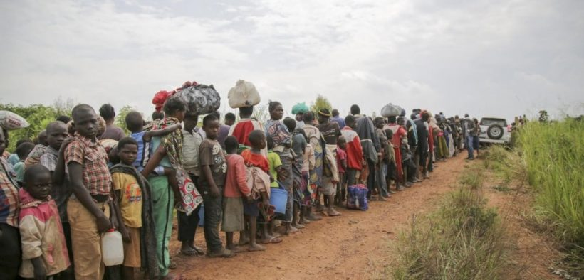 displacement in Africa
