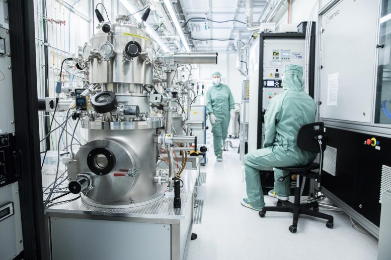 Micronova Nanofabrication Cleanroom