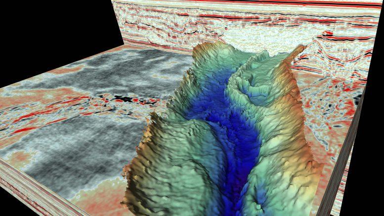Esker 3D Seismic Reflection Data
