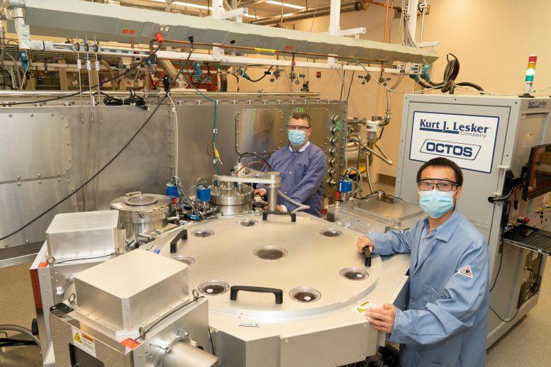 Quantum Material Press (QPress) Facility