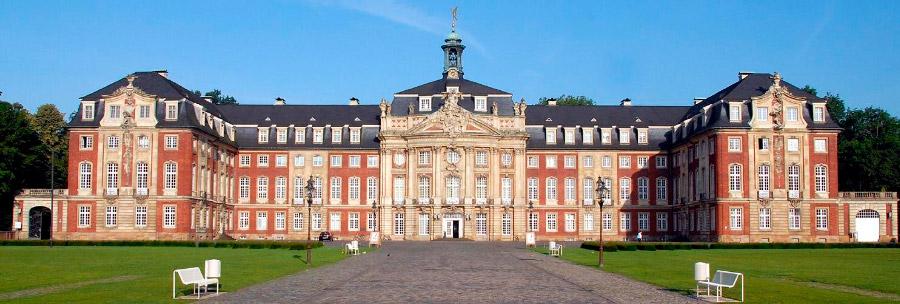 University of Munster, Germany, screenshot