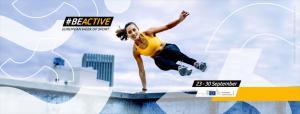 European Week of Sport & #Beactive campaign